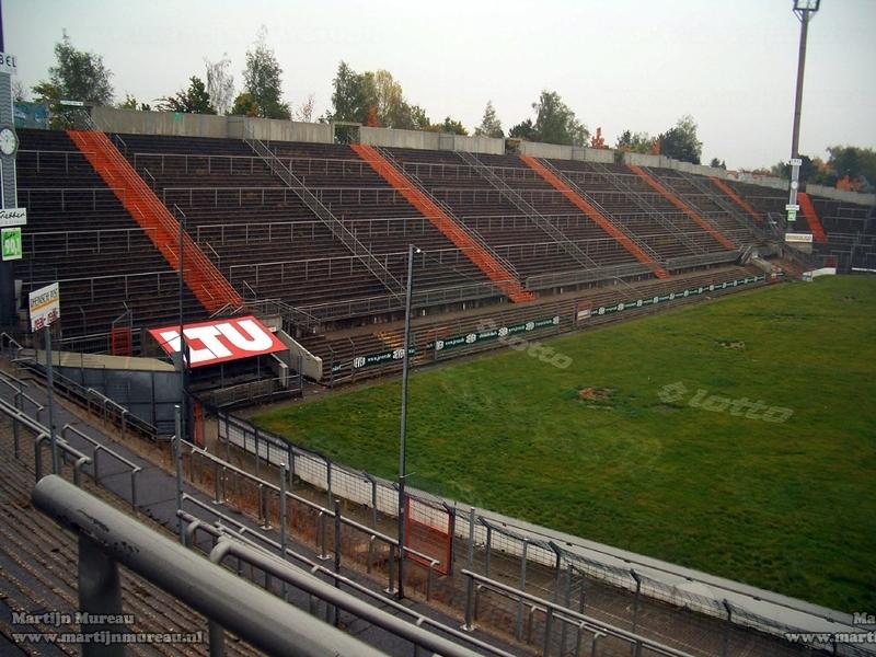 Bökelberg stadion, Borussia Mönchengladbach