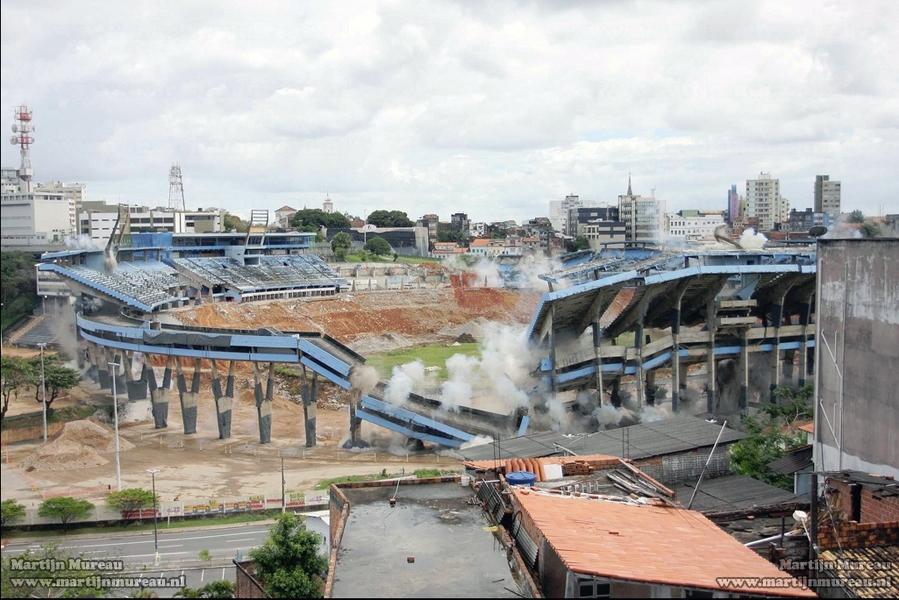 Estádio Nova Forte, Salvador