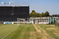 The stadium Estadio São Januário
