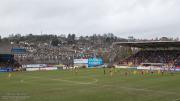 Football landscape photography