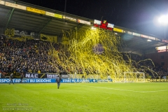 NAC - Go Ahead Eagles: 40 jaar Avondje NAC