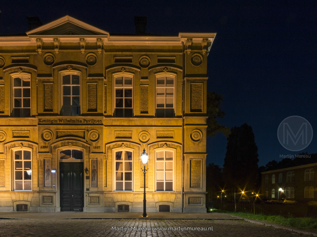 Het Wilhelmina Paviljoen