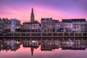 """De Haven van Breda, """"Temidden van de Paarse Heide"""""""