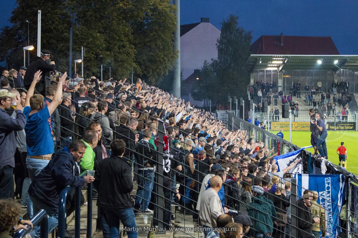De fanatieke linkse aanhang van Babelsberg