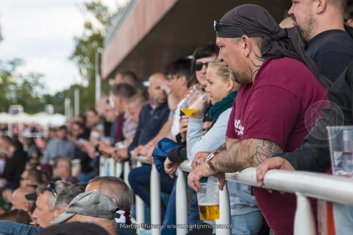 Fans van BFC Dynamo Berlin