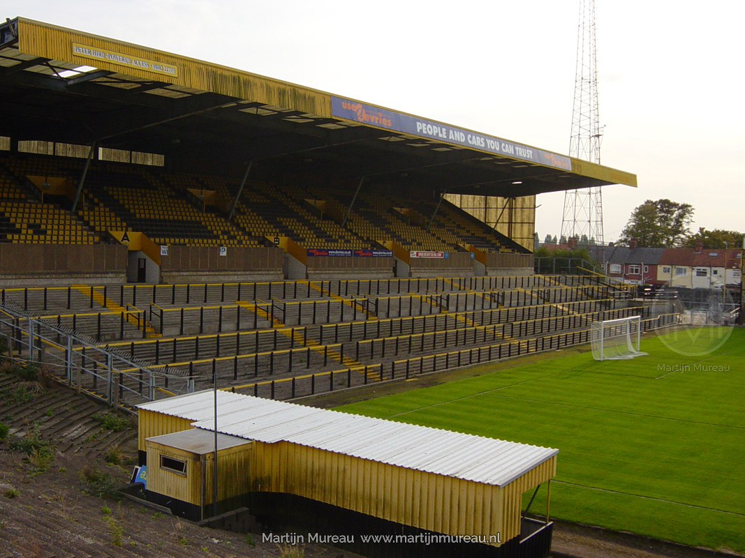 Boothferry Park, Hull City FC