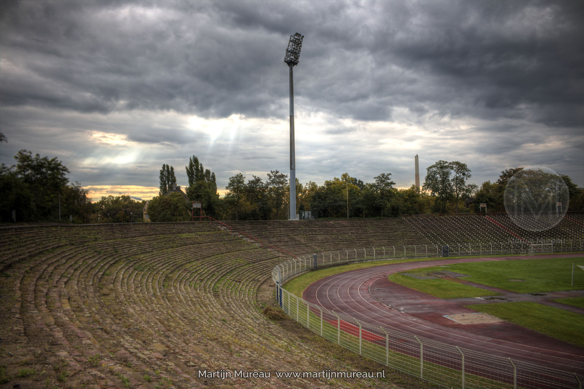 Sudweststadion, Ludwigshafen
