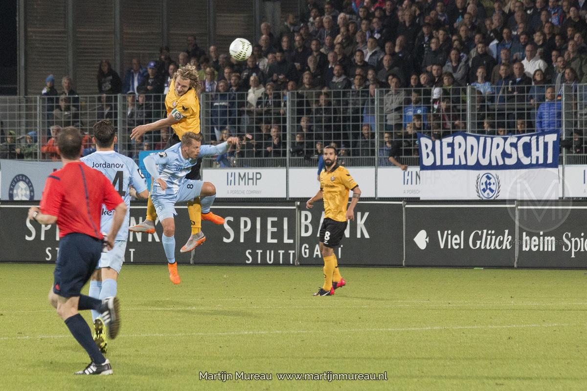 Stuttgart Kickers - Dynamo Dresden