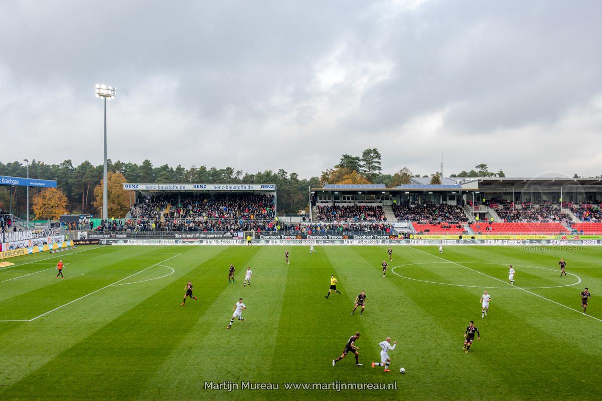 SV Sandhausen - Sankt Pauli