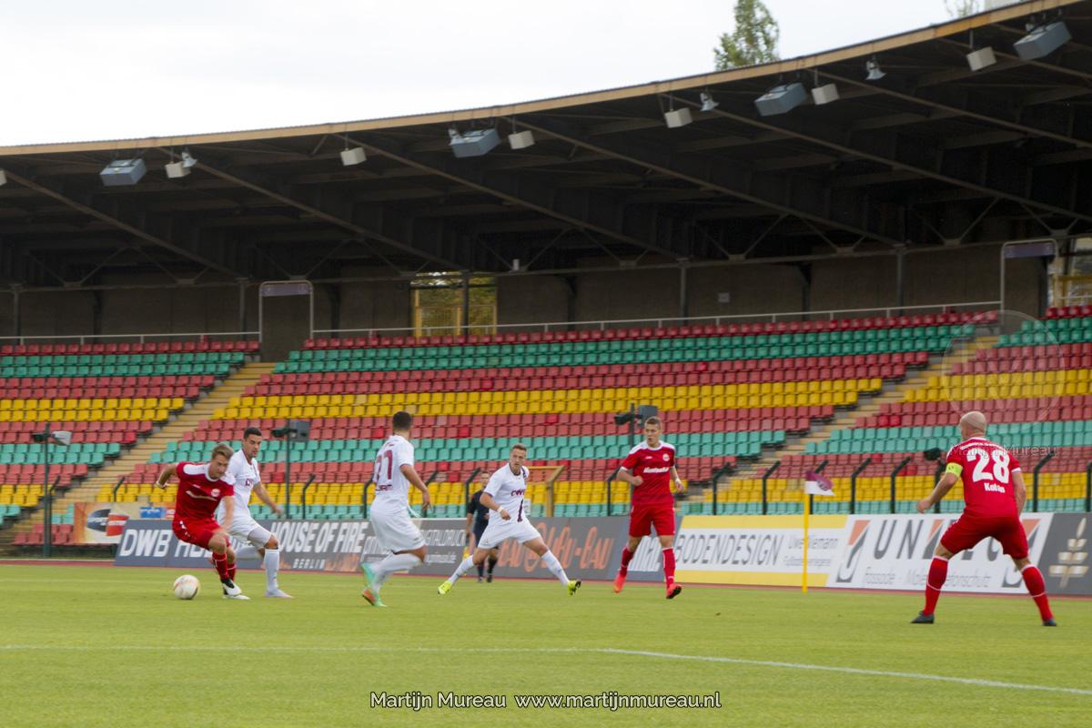 BFC Dynamo Berlin - Budissa Bautzen