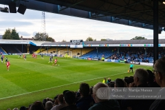 Stopage time: Last chance of Chesterfield