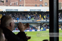 ... But Southend United wins and fans are happy with the result