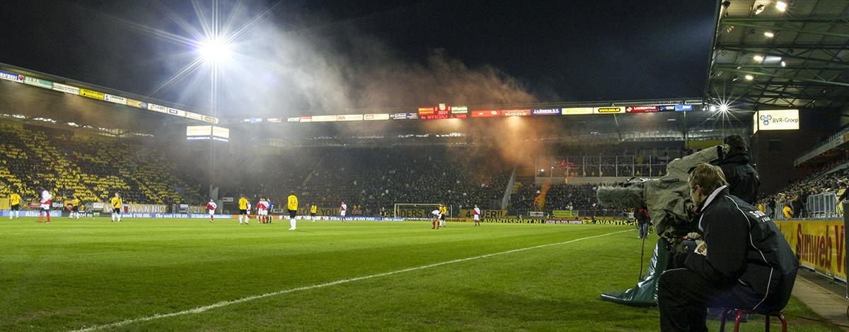 NAC - FC Utrecht, Vak G, Breda Hooligans