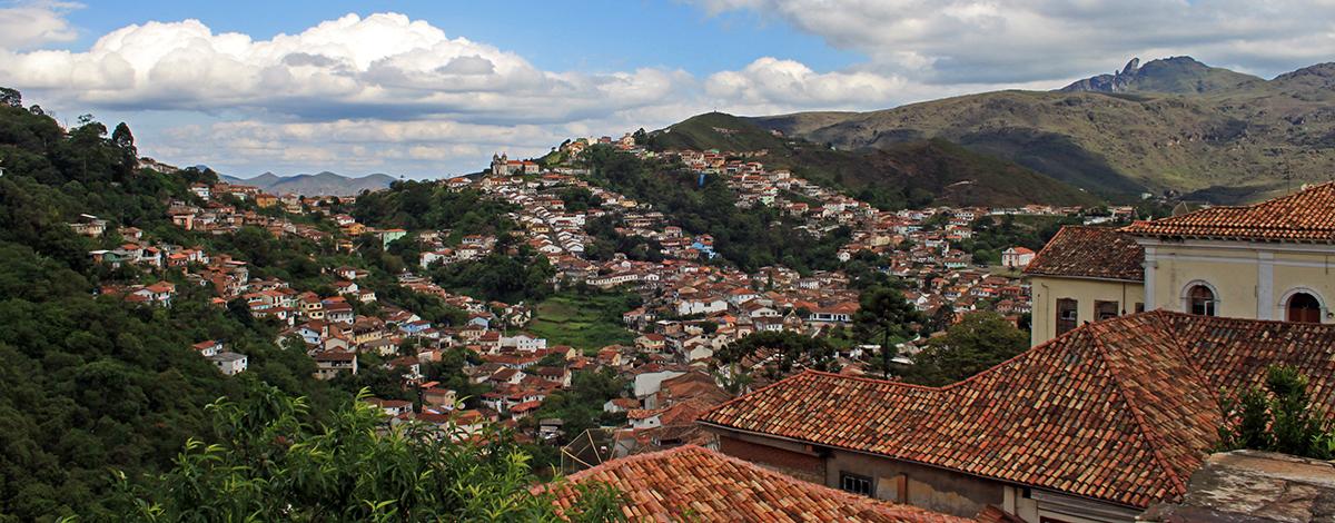Ouro Preto, Brazilië