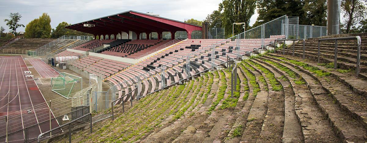 Süd-West stadion, Ludwigshafen
