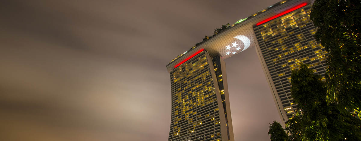 50 jaar Singapore