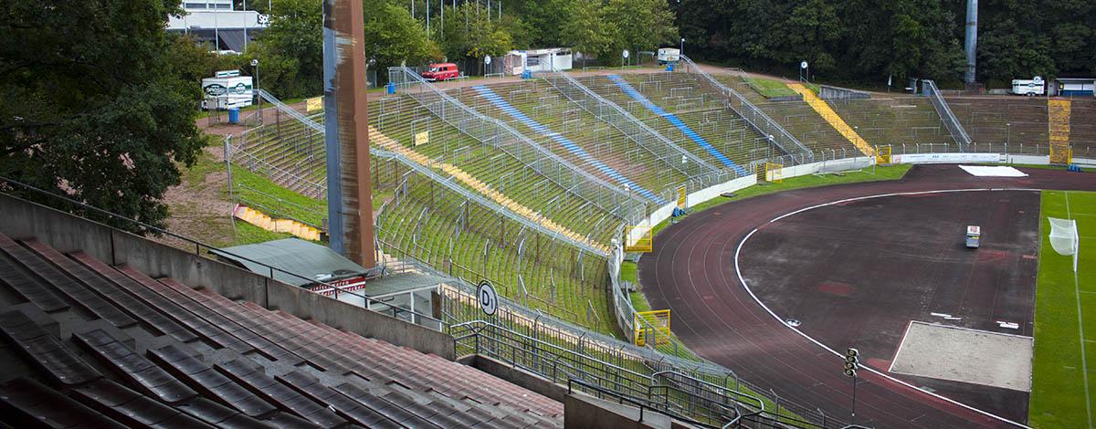 Ludwigspark Stadion, Saarbrucken