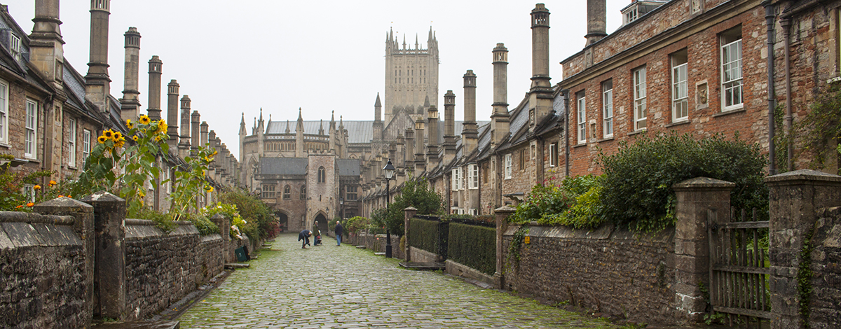 Wells, Engeland