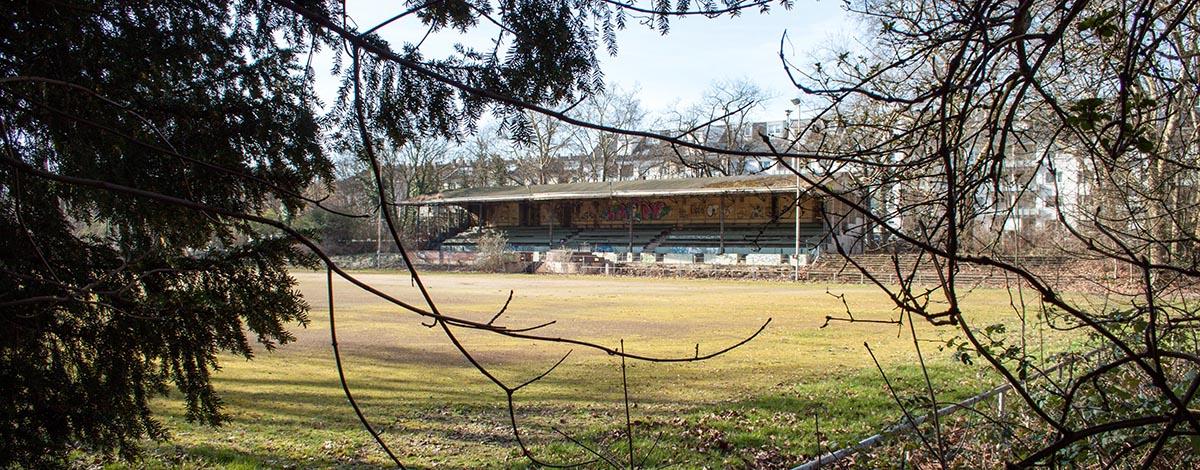 Vergane Glorie: Weidenpescher Park