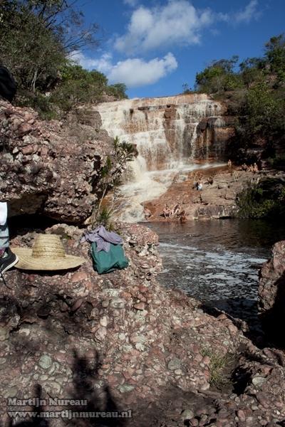 The Riachinho Falls, Chapada Diamantina, Bahia
