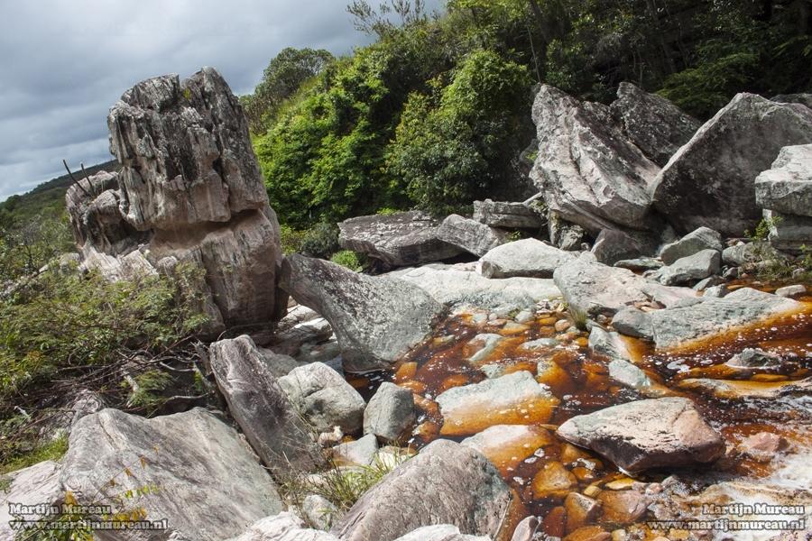 Poco do Diablo, near the town of Iraquara, Bahia, Brazil