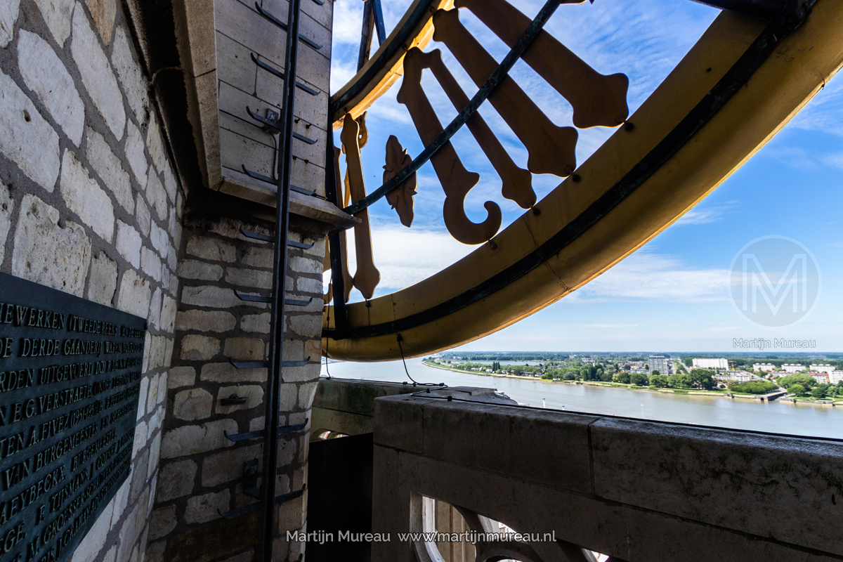 Torenbeklimming Kathedraal van Antwerpen
