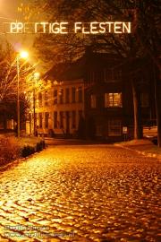 Verlaten straten in Lillo