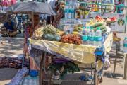 Street life in Mahabalipuram