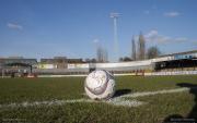 The Ludo Coeck Stadium in the Antwerp suburb Berchem