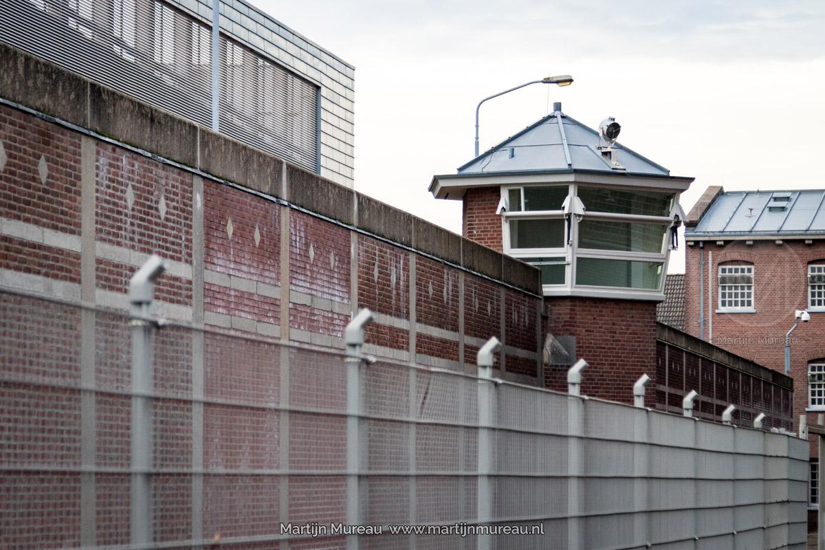 De voormalige gevangenis De Koepel