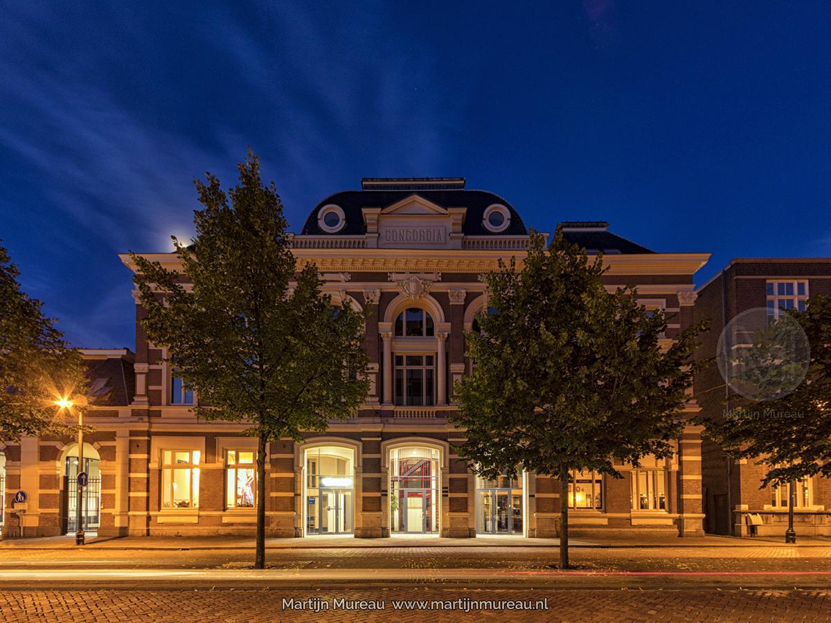 Het oude Concordia Theater