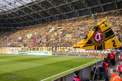 De fanatieke fans van Dynamo Dresden