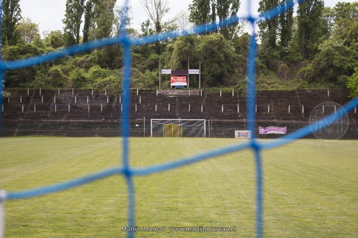 Stade Buraufosse, Saint-Nicolas / Liège