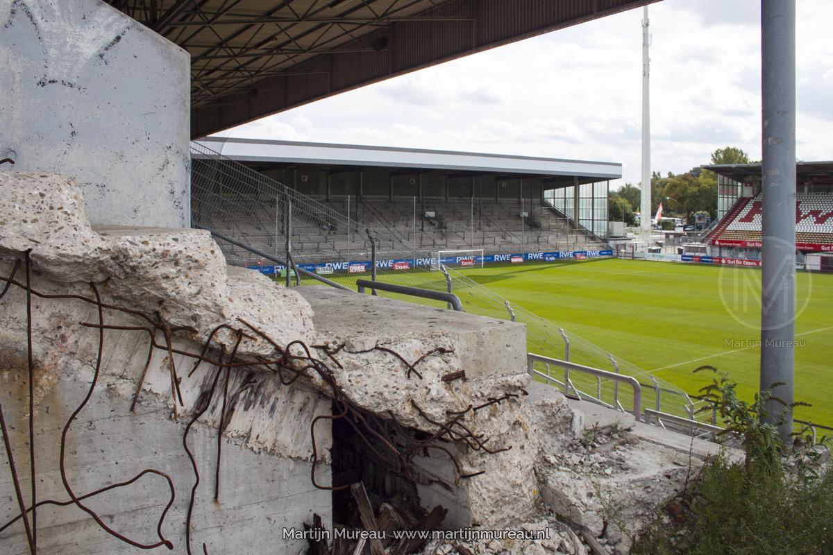 Georg Melches Stadion, Essen