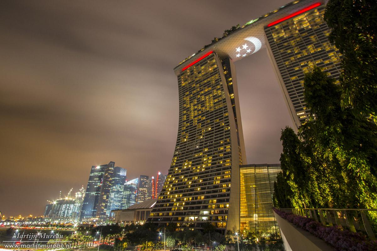 Singapore: Marina Bay Sands