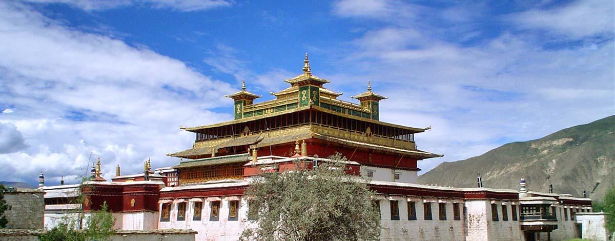 Tibet, Samye