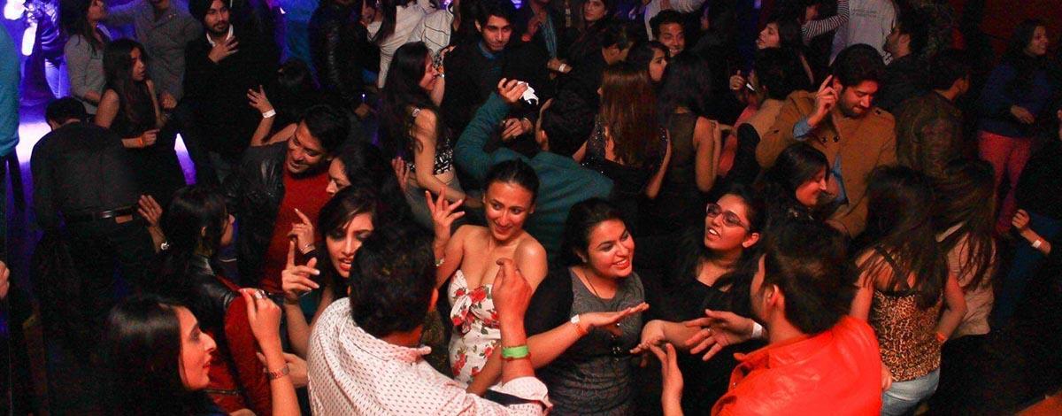 Dansverbod Bangalore