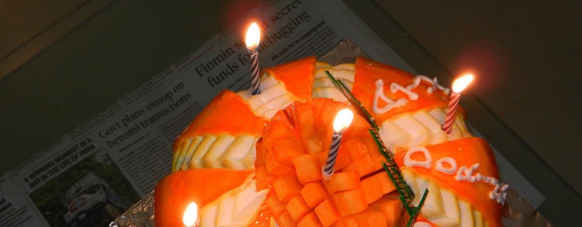 Verjaardag India