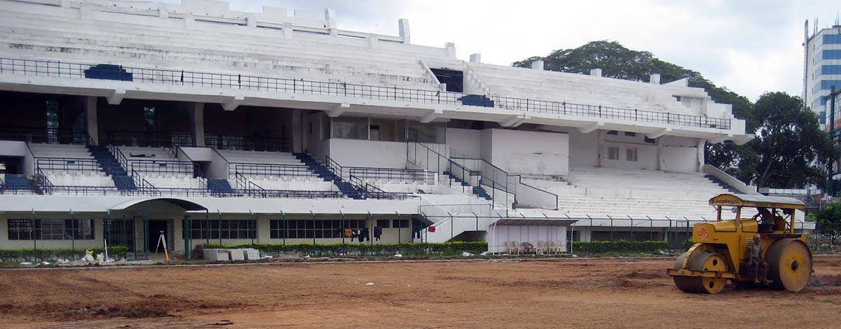 Voetbal Bangalore