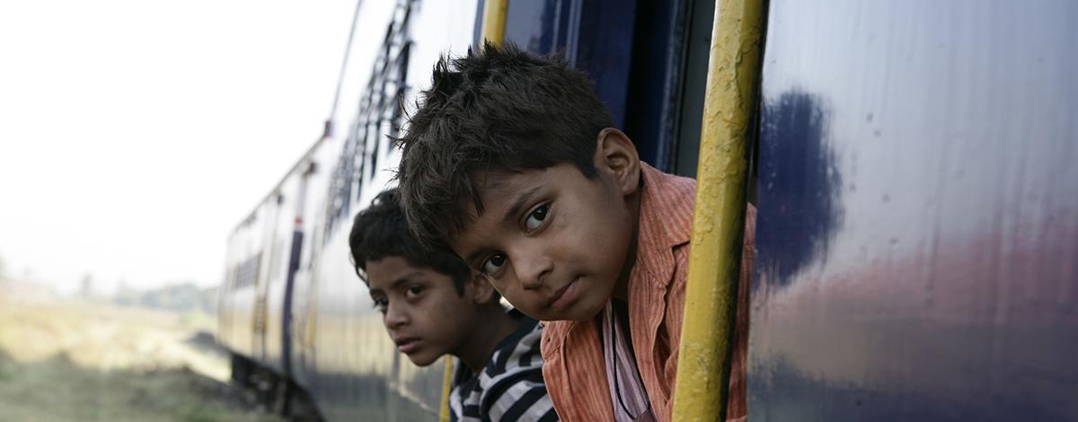 A Slumdog Millionaire