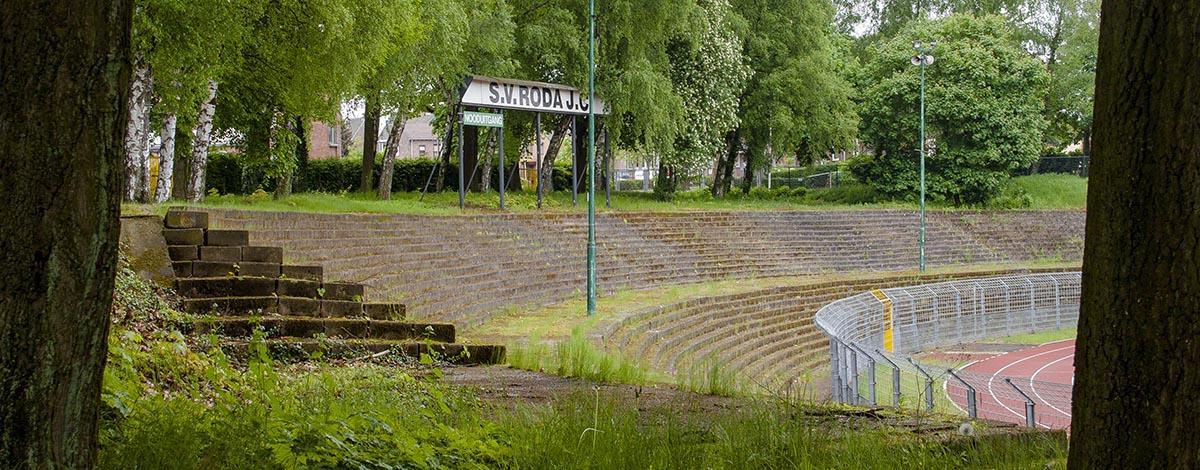 Stadion Kaalheide, Roda JC