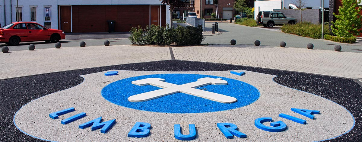 Voormalig stadion SV Limburgia