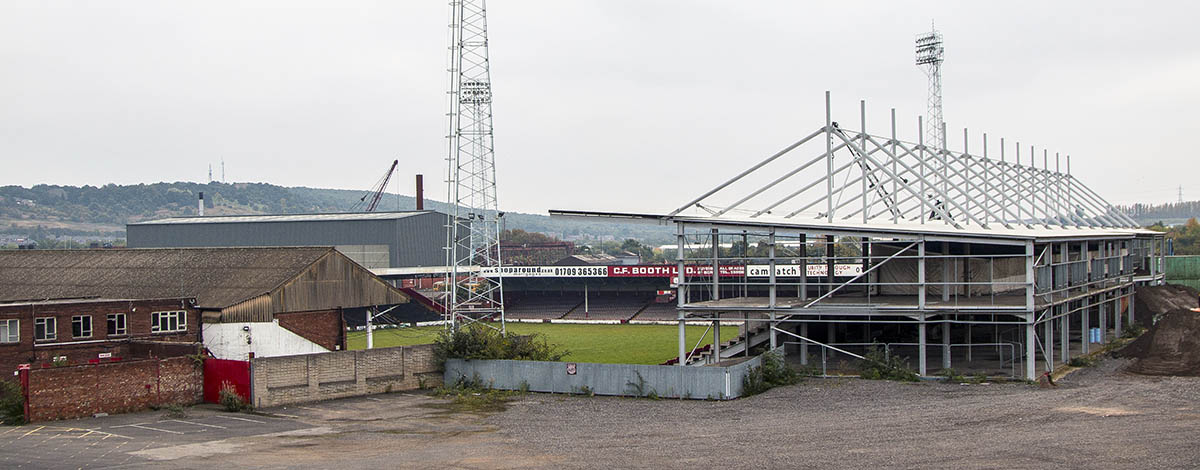 Millmoor, Rotherham