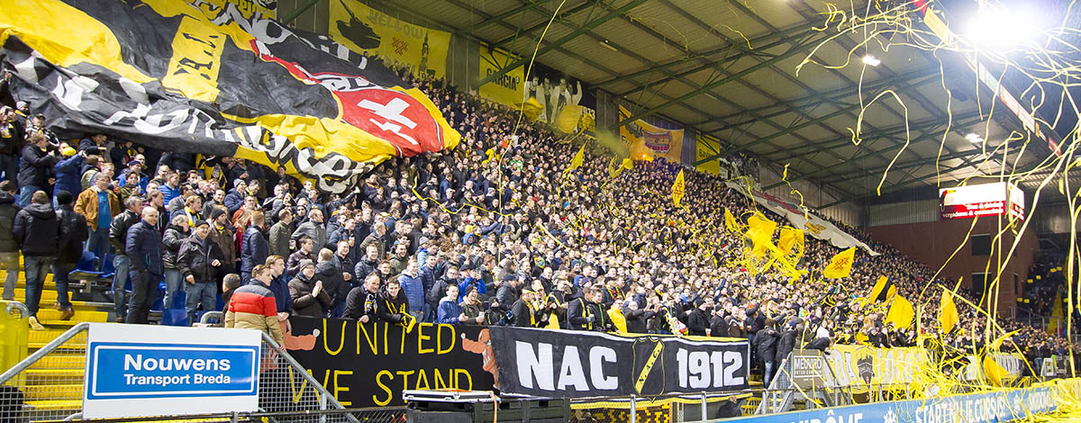 NAC Breda - Go Ahead Eagles
