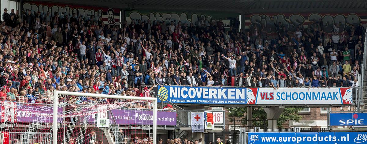 Sparta Rotterdam - Go Ahead Eagles