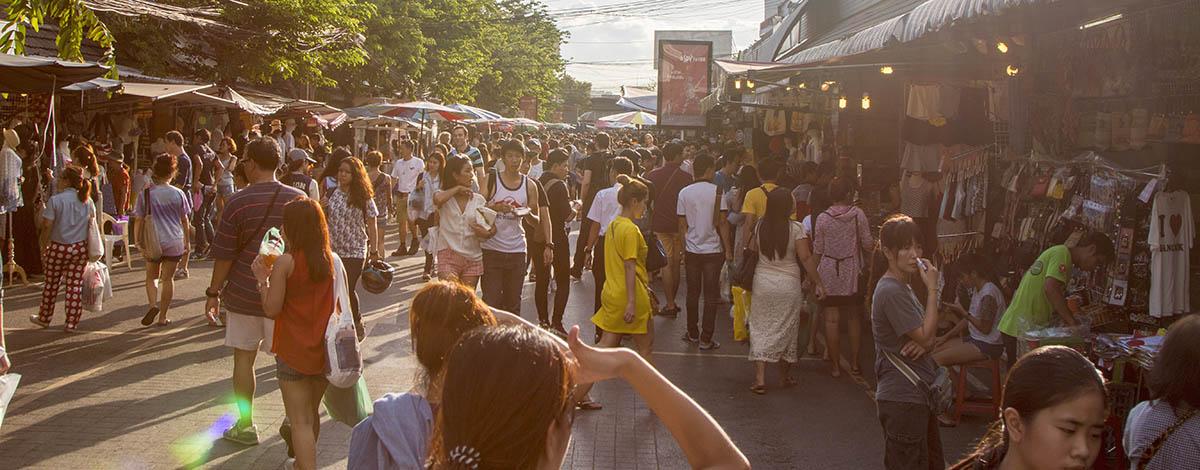 Bangkok: Holiday Singapore and Thailand, August 2015