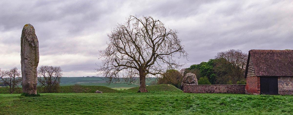 Vakantie Zuid-Engeland 2017: De Stonecircle of Avebury